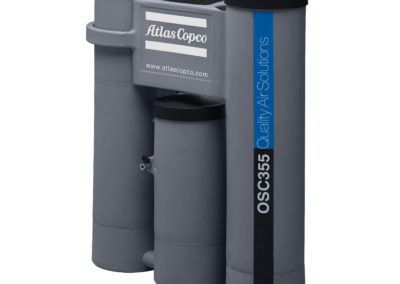 Atlas Copco lauhdeveden öljynerottimet